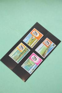BRUNEI Rare MNH Harbour Set 1979 Unissued Cat Value EURO 10,000 Stamp Collection
