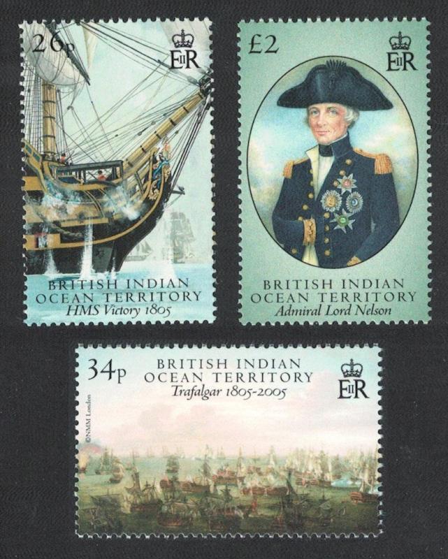 BIOT Battle of Trafalgar 3v part 2 SG#344-346