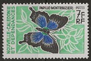 New Caledonia 365 h