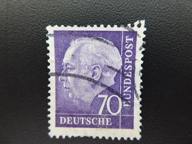Germany 1956  Sc# 759   CV 0.45      (B#4)