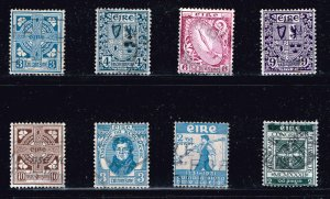 Iceland STAMP USED STAMPS COLLECTION LOT  #1