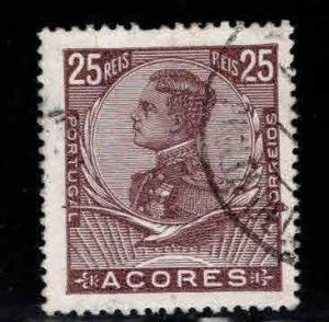 Azores Scott 115 Used stamp