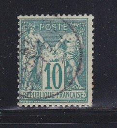 France 68 U Peace And Commerce (B)