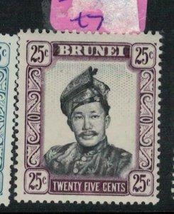 Brunei SG 127 MNH (5exv)