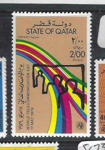 QATAR  (PP2306B)  TELECOMS     SG  675        MNH