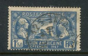 France #244 Used - Make Me A Reasonable Offer!