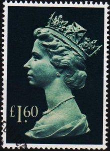 Great Britain. 1977 £1.60 S.G.1026f Fine Used