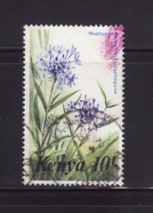 Kenya 259 U Flowers (D)