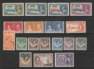 Northern Rhodesia a small mint lot