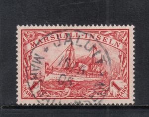 Marshall Islands #22 Very Fine+ Used