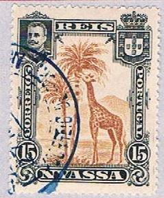 Nyassa 29 Used Giraffe 1901 (BP3697)