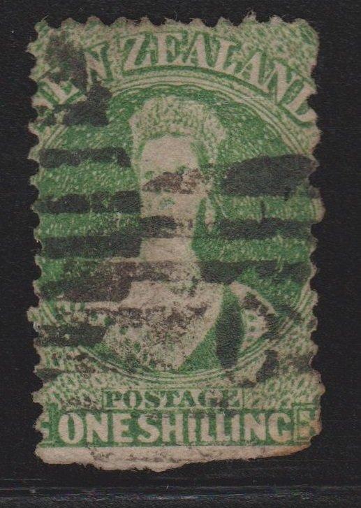 New Zealand Sc#37b Used