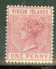 CP: Virgin Islands 14 mint CV $50