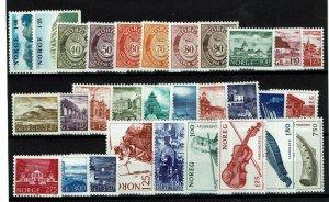 Norway 30 Mint, few faults - C1870