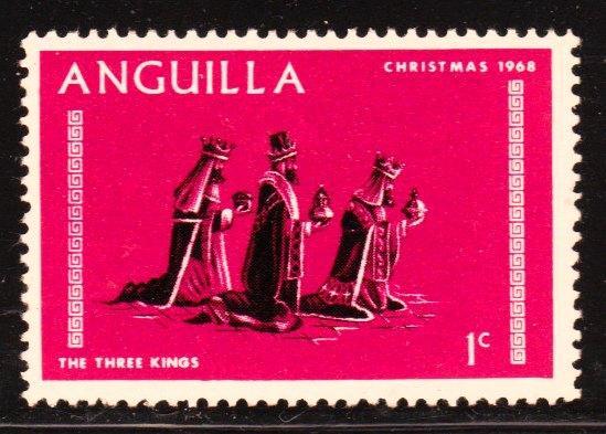 Anguilla - 44 FVF MNH