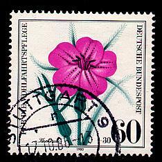 Germany Bund Scott # B579, used