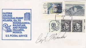 1981, 1st Flt., Easter Airlines, Atlanta, GA, See Remark (29313)