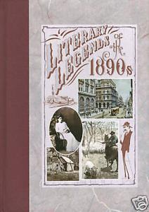 Literary Legends of the 1890s, by Clark, HB, New