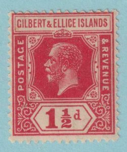 GILBERT & ELLICE ISLANDS 29  MINT HINGED OG * NO FAULTS VERY FINE!