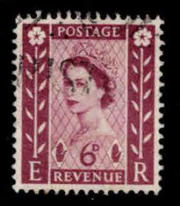 Northern Ireland Scott 3 Used 1958 Regional issue