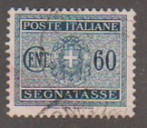 Italy J48 Coat of Arms 1945