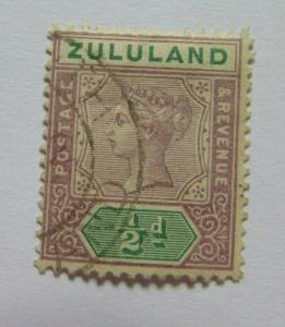 Zululand  SC #15  Used stamp
