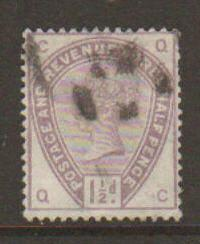 Great Britain #99 Used