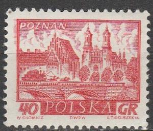 Poland #950  MNH F-VF   (V3793)