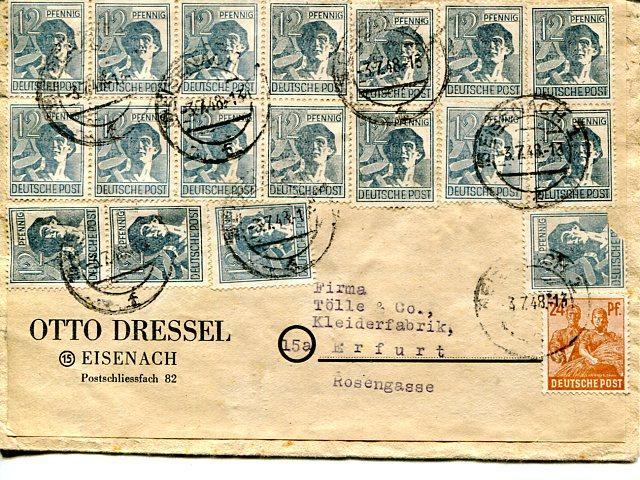 Allied Occupation 10x cover