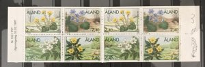 Aland Islands 1998 #133a, Booklet, MNH, CV $9.50
