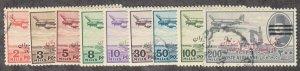 Egypt - 1953 - SC C78-89 - LH/Used - C78,C80,C87,C89 U