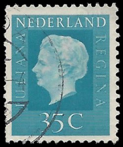 Netherlands #461a 1972 Used
