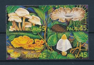 [56565] Palau 1989 Mushrooms Pilze Champignons MNH