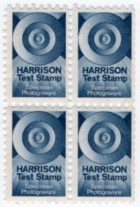 (I.B) Cinderella Collection : Harrison & Sons - Test Stamp (Photogravure)