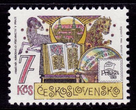 Czechoslovakia 2704 MNH