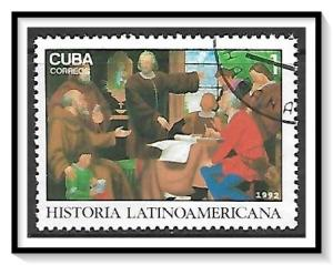 Caribbean #3463b Discovery Of America CTO