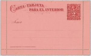 CHILE - Postal Stationery : COLUMBUS COLOMBO -  Higgings & Gage #1