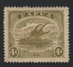 Papua New Guinea Sc#54 MH