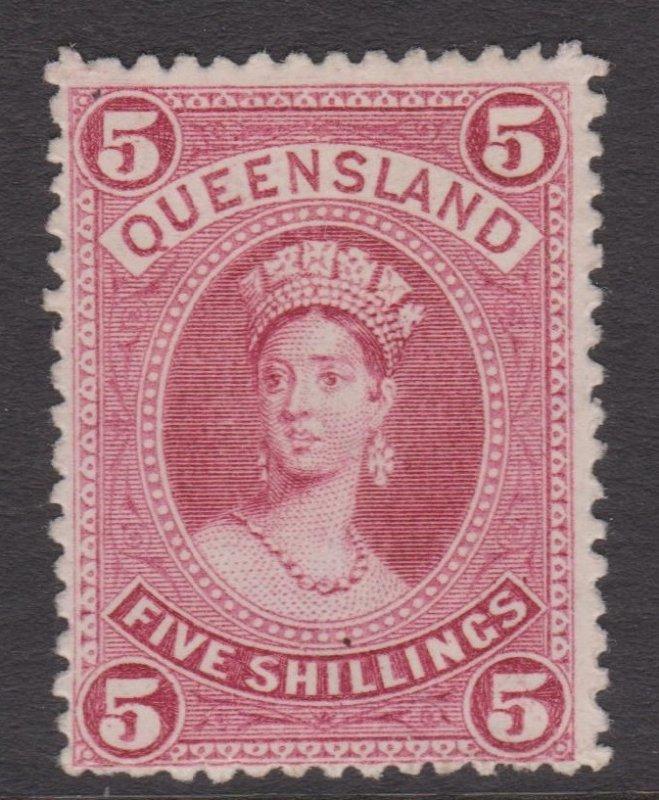 Queensland Sc#81 MLH