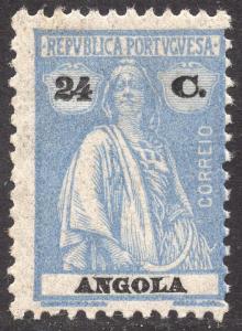 ANGOLA SCOTT 158T