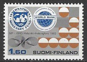 Finland  670  MNH  World Bank