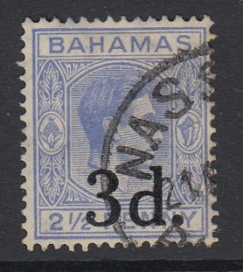 BAHAMAS, Scott 115, used