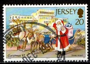 Jersey 1997 S.G. 836  used (1320)