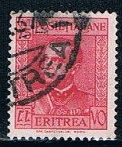 Eritrea 155, 75c Victor Emmanuel III, used, VF