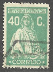PORTUGAL SCOTT 408