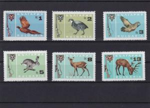 BULGARIA 1976 HUNTING UNMOUNTED MINT STAMPS  SET .  REF 4440