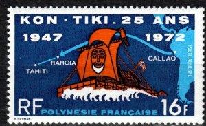 French Polynesia #C87  MNH CV $10.00 (X7520)
