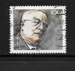 Germany #1589 Used No per item S/H fees.