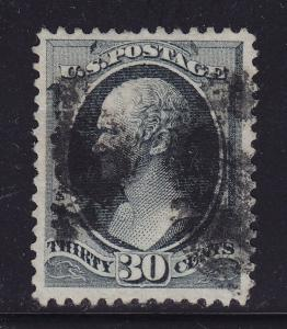 165 VF-XF used neat cancel with nice color cv $ 150 ! see pic !