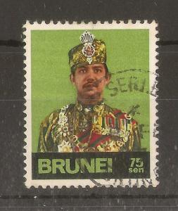 Brunei 1974 75s SG229 Fine Used